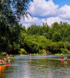 kayaking mekong ben tre