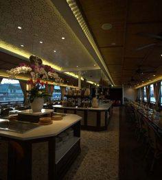 bonsai dinner cruise saigon