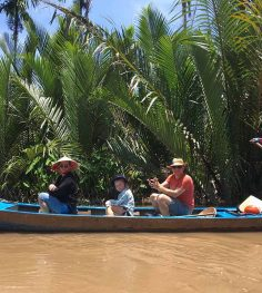 mekong delta tour by boat