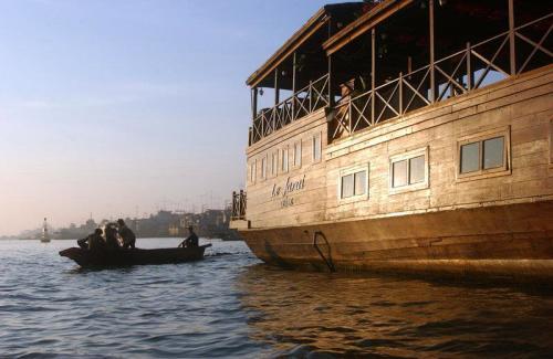 le jarai cruise mekong